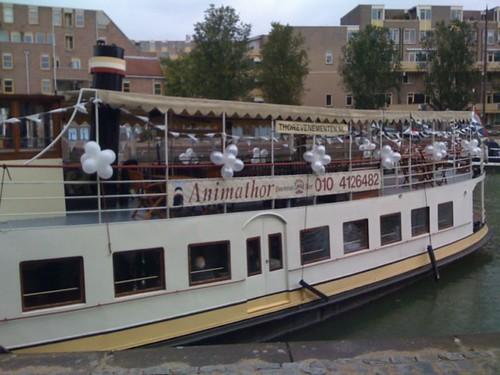 Ballontoef Animathor Rotterdam