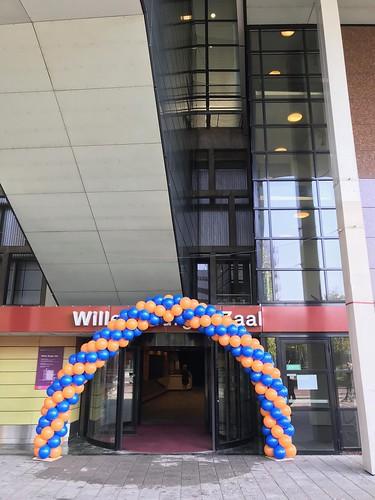 Ballonboog 8m De Doelen Rotterdam