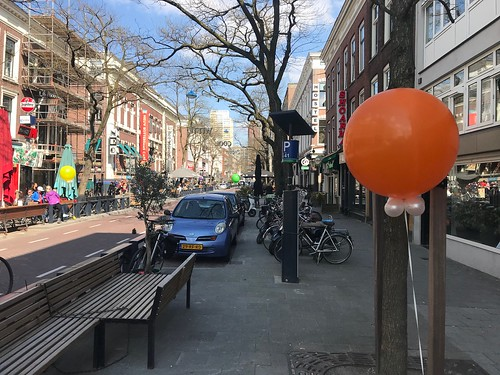 Cloudbuster Rond Witte De Withstraat Rotterdam