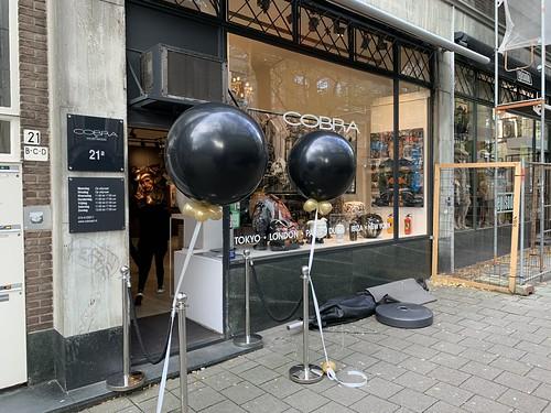 Cloudbuster Rond Kunstgalerie Cobra Rotterdam