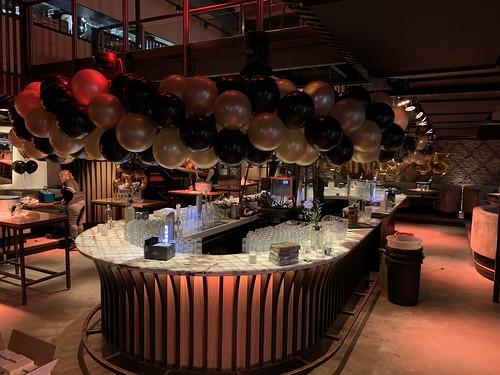 Ballonslinger Dennis 35 Jaar Optreden Guido Van De Graaf Wolter Kroes Tino Martin Gerard Joling Lil Kleine Cafe In The City Rotterdam