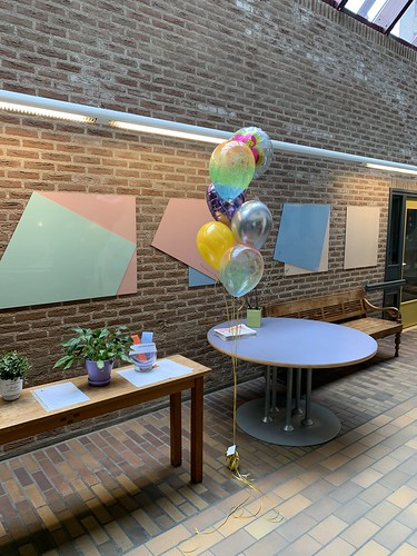 Ballonboeket Wishing You The Best Laurens Antonius Binnenweg Rotterdam