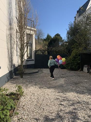Heliumballonnen Rotterdam Kralingen