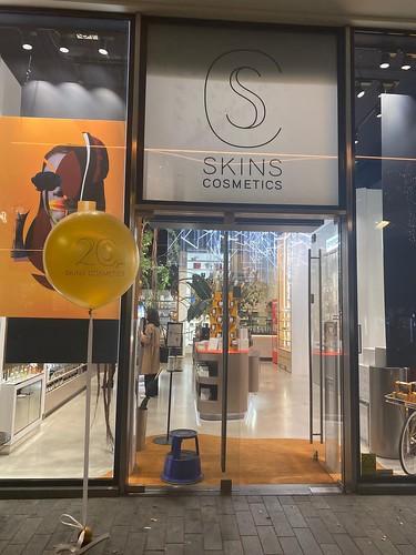 Cloudbuster Rond Bedrukt Skins Cosmetics Rotterdam