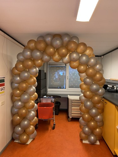 Ballonboog 6m Mytylschool De Brug Vso Rotterdam