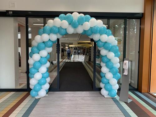 Ballonboog 6m Hoornbeeck College Rotterdam