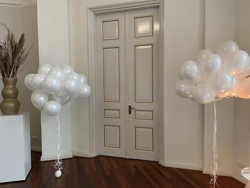 Heliumballonnen Wereldmuseum Rotterdam