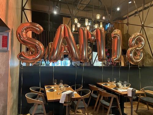Folieballon Cijfer En Letter Verjaardag Sam 18 Cafe In The City Rotterdam