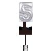 Folieballon Cijfer of Letter
