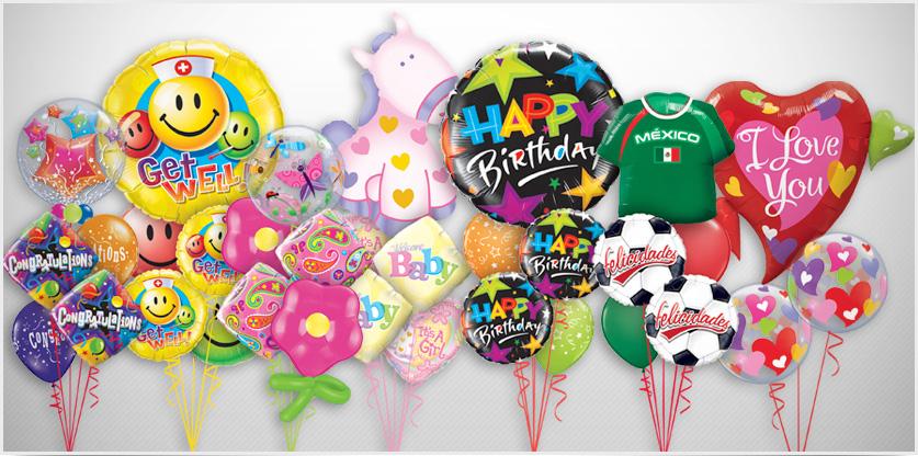 Ballonboeketten